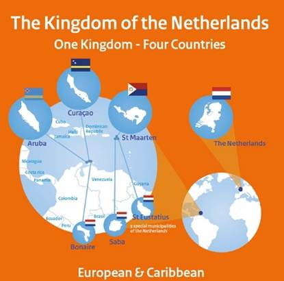 One Kingdom Four Countries